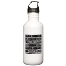 Brick Wall 9 Water Bottle