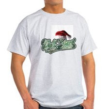 Christmas Wall Street T-Shirt