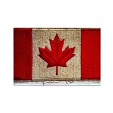 Canada Day Rectangle Magnet