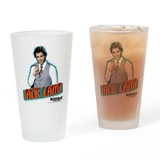 Jack Lame Drinking Glass