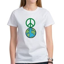 peace_on_earth_1 T-Shirt