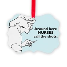 Funny Nursing Ornament