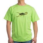 Light Scorpion Green T-Shirt
