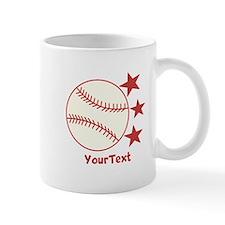 CUSTOMIZE Baseball Mugs - Right