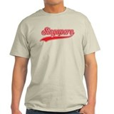 Retro Singapore T-Shirt