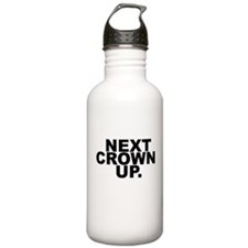 NEXT CROWN UP. Water Bottle