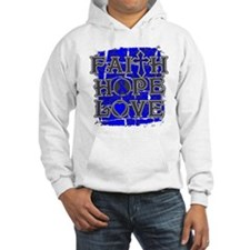 Ankylosing Spondylitis Faith Hope Love Hoodie