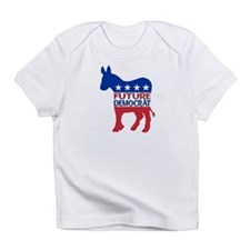 Cute Democrat kid Infant T-Shirt