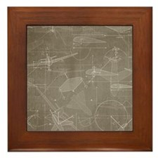 Aerodynamics Framed Tile
