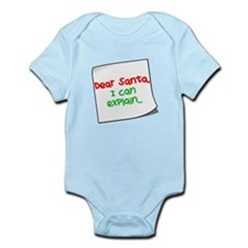 DearSanta Body Suit