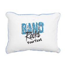 Customize BAND Rocks Rectangular Canvas Pillow