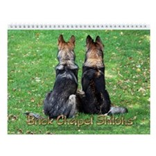 2014 Brick Chapel Wall Calendar