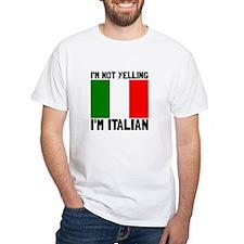Yelling Italian T-Shirt
