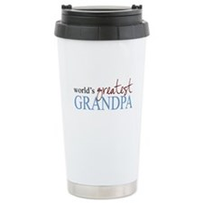 Cute Grandpop Travel Mug