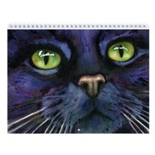 Cat Wall Calendar