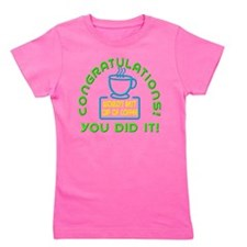 Elf Movie - Worlds Best Cup of Coffee Girl's Tee