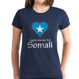 Happily Married Somali Tee