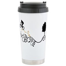 Funny Bicycles Travel Mug