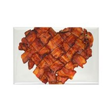 Bacon Heart - Magnets
