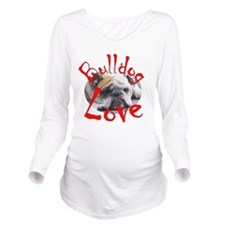val.png Long Sleeve Maternity T-Shirt