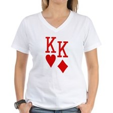 Pocket Kings Poker Shirt