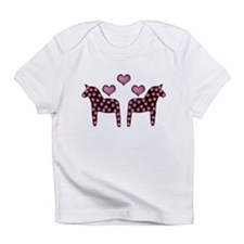 Cute Horse family Infant T-Shirt