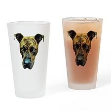Fat Head Bones Drinking Glass