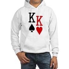 Pocket Kings Poker Hoodie