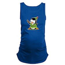 Penguin Pan Maternity Tank Top