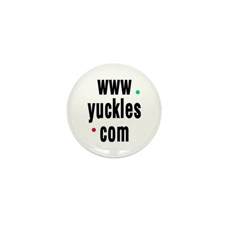 Yuckles Mini Button (10 pack)