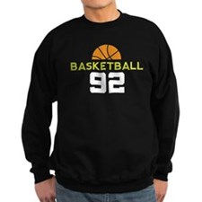 Custom Basketball Player 92 Sweatshirt