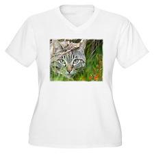 Unique Tabby cat T-Shirt
