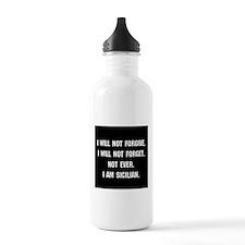 Sicilian Water Bottle
