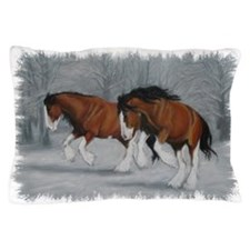 Clydesdale Pillow Case