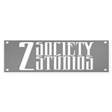 2 Society Bumper Bumper Sticker