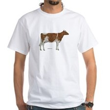 Golden Guernsey cow Shirt