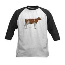 Golden Guernsey cow Tee