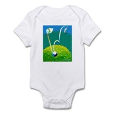'Hole in One!' Infant Bodysuit
