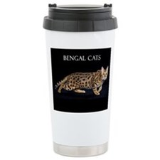 Cute Wall cats Travel Mug