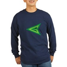 green arrow Long Sleeve T-Shirt