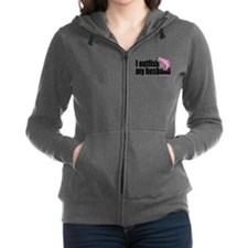 Outfish My Husband Zip Hoodie