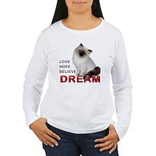 Love Hope Believe Drea T-Shirt