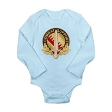 16th Military Police Group Long Sleeve Infant Body