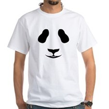 Panda Face T-Shirt (women's) T-Shirt