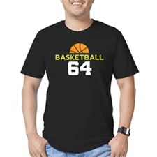 Custom Basketball Player 64 T