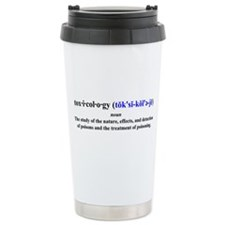 Unique Scientists Travel Mug