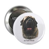 "Mastiff (brindle) BSL 2.25"" Button (10 pack)"