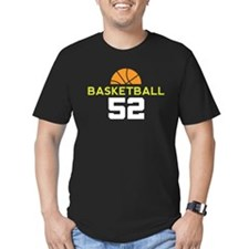 Custom Basketball Player 52 T