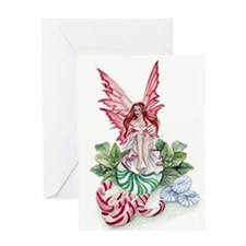 Mint Fairy Greeting Card