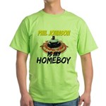 Homebody Green T-Shirt